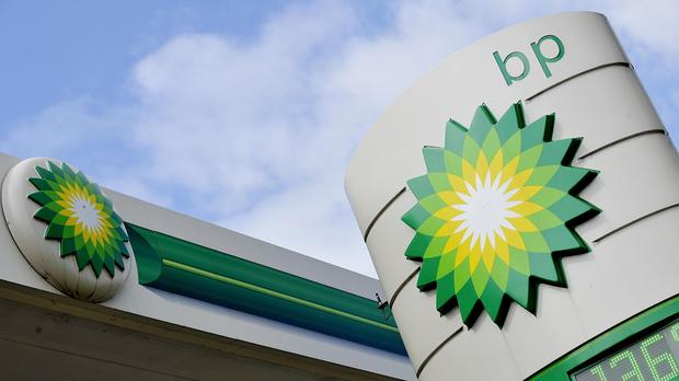 BP profits have fallen amid the low oil price