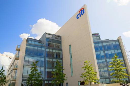 Citi's premises in the Titanic Quarter