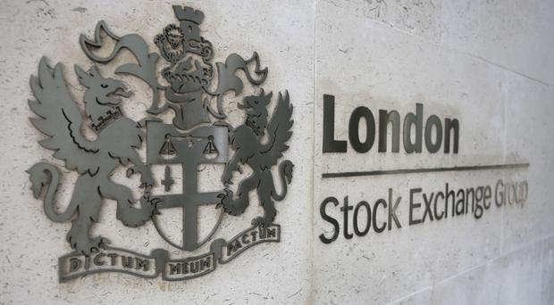The FTSE 100 Index closed down 43.07 points at 6,917.14