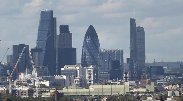 London is Europe's financial powerhouse