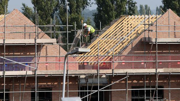 Housebuilding remained the key driver
