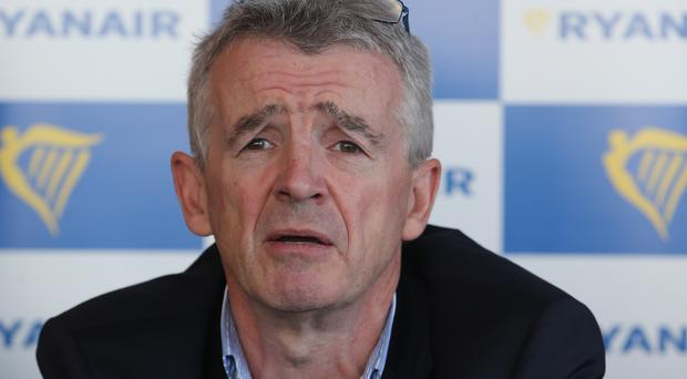 Ryanair chief executive Michael O'Leary warned that the Brexit vote was beginning to have an impact on investment