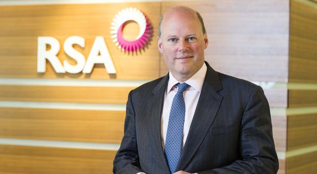 RSA Insurance Group chief executive Stephen Hester said RSA is on track for strong operating earnings increases for 2016 overall