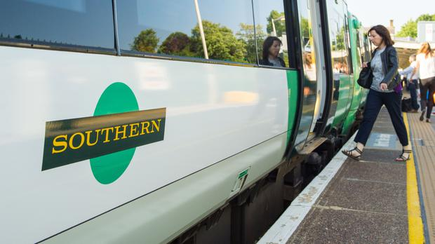 The RMT union hit out at the letter from Southern Railway