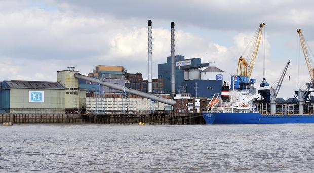Tate & Lyle said its full-year results could enjoy an uplift of £40 million if sterling remains weak
