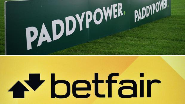 Paddy Power Betfair said underlying earnings were up 53% to £113 million in the quarter