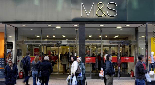 Marks & Spencer said it would not comment on 'rumours or speculation'