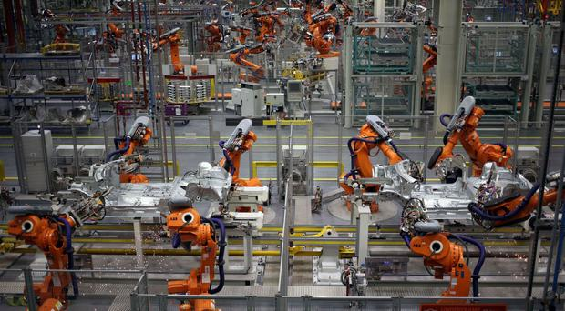 Nearly 5,000 people are employed across BMW's plants in the UK