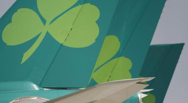 An Aer Lingus flight has been forced to divert its course following an incident at Kerry Airport.