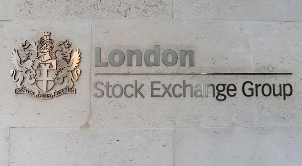 The FTSE 100 Index was up 1.4% to 6,785.89 in early trading