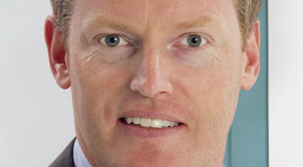 Kevin O'Byrne will join Sainsbury's as chief financial officer in January (Kingfisher/PA)