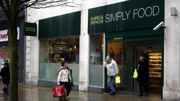 Marks & Spencer plans to focus on its Simply Food outlets