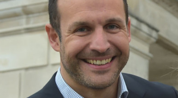 Andy Gent, co-founder and managing director of Arkk Solutions
