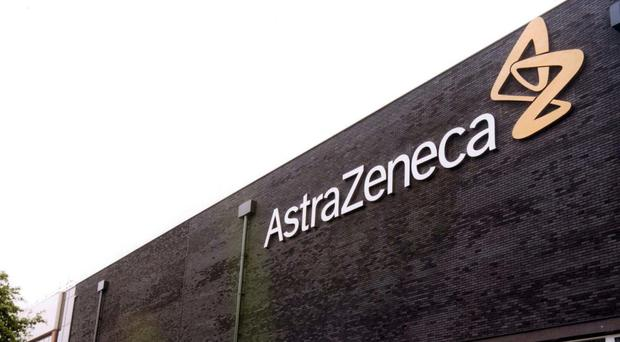 AstraZeneca said total revenues dropped 4% to 5.7 billion US dollars (£4.6 billion) in the three months to September 30