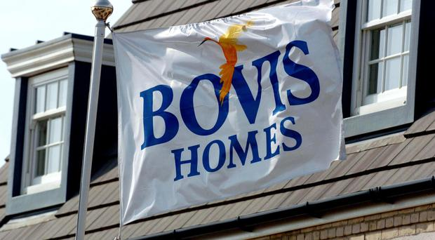 Bovis Homes said it is on track to deliver a rise in annual profits