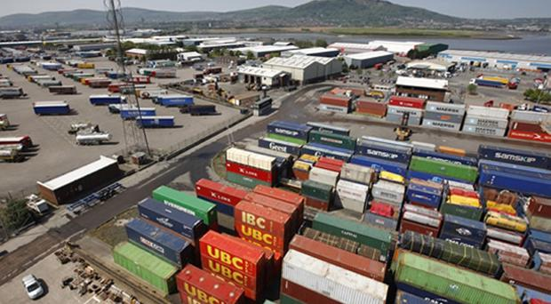 Sales of goods to other countries increased at the fastest rate in 12 years, according to a survey