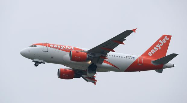 EasyJet has bases across 11 UK airports