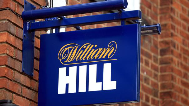 William Hill expects full-year operating profit to come in at the higher end of its £260 million to £280 million range