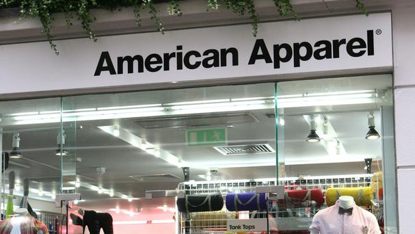 Beleaguered US clothing retailer American Apparel has voluntarily filed for Chapter 11 bankruptcy protection