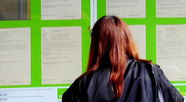 Scotland is the only region of the UK which continues to have negative employment growth