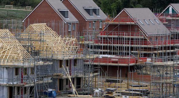 Ministers said there had been an additional 893,000 homes built since 2010
