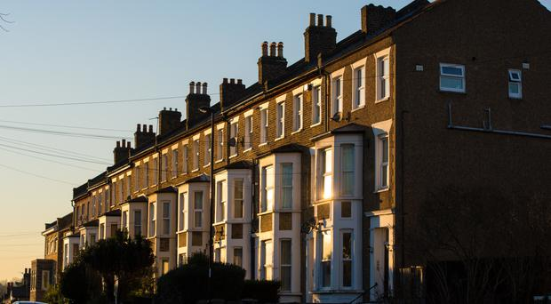 Home ownership levels in England have fallen from around 70.9% in 2003 to 63.6% in 2014-15