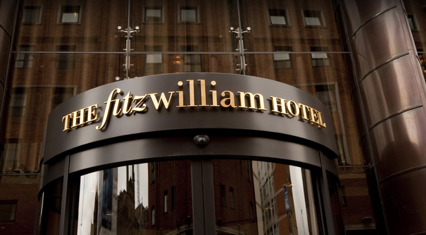The Fitzwilliam Hotel in Belfast city centre has been granted permission to expand