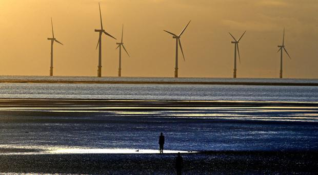 The wind sector is tipped to expand