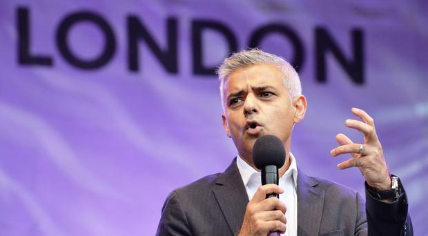 Sadiq Khan claimed a third runway would expose an extra 200,000 Londoners to unacceptable noise levels
