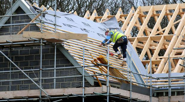 The plan envisages housing associations renting out the new homes to would-be purchasers who cannot afford the deposits