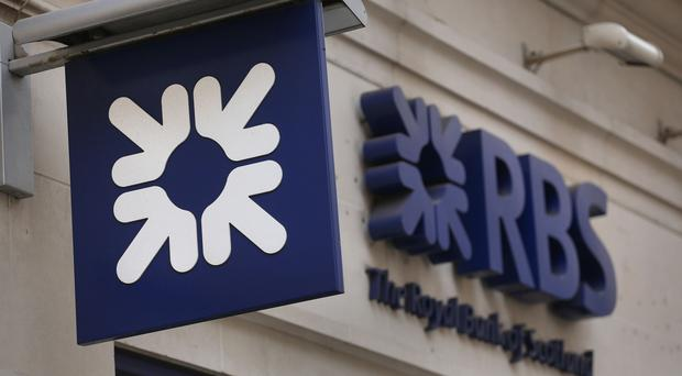 RBS is awaiting on a settlement figure from the US Department of Justice following a probe into the way it sold residential mortgage-backed securities