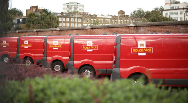 Royal Mail said uncertainty surrounding the EU referendum saw marketing activity reined in across the UK