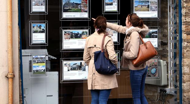 There is still a shortage of houses for sale, a report suggests