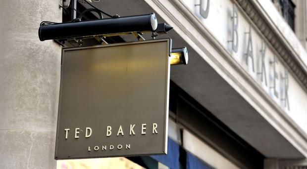Ted Baker saw online sales grow 30% over the third quarter