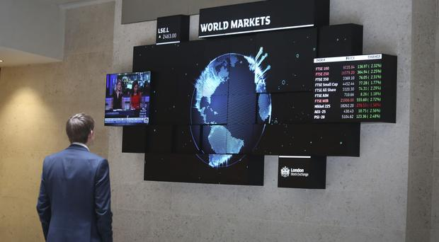 The FTSE 100 Index closed up 44.99 points to 6,794.71 on Thursday