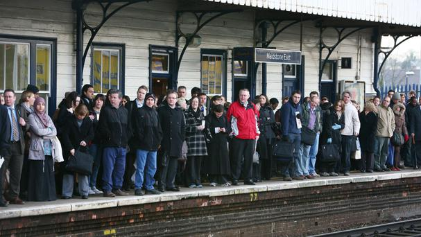Passengers on Southern services have suffered months of disruption caused by strikes and staff sickness