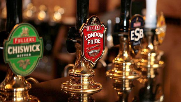 London Pride brewer Fuller, Smith & Turner has announced its full-year profits