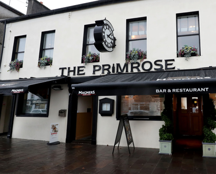 The Primrose, on Ballynahinch's Main Street