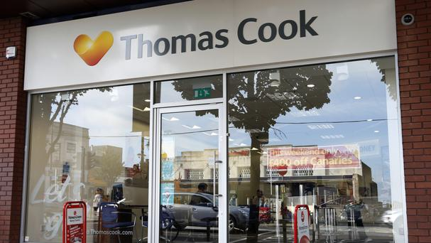 Thomas Cook is expected to report a 4.5% drop in full-year profit as European terror attacks and political instability in Turkey hit the balance sheet