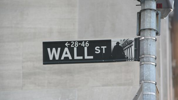 Stocks soared on Wall Street