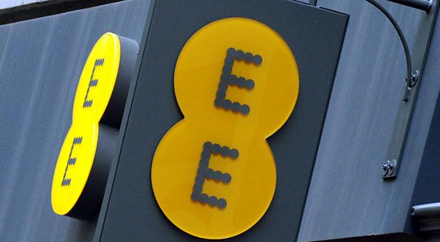 EE is trying to expand its mobile spectrum.