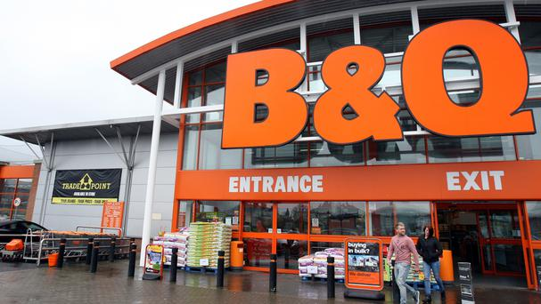 B&Q notched up respectable sales growth of 3.5% as Kingfisher's total revenue grew 1.8% to £2.96 billion