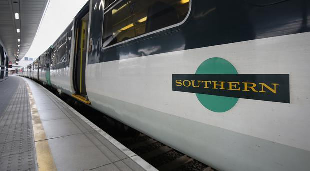 The RMT union said the latest strike over the role of conductors on Southern Railway trains was being solidly supported