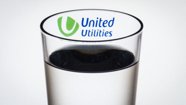 United Utilities said revenue faltered due to the accounting impact of its Water Plus joint venture with Severn Trent