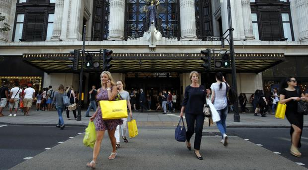 The refurbishment project is costing 'in excess of £300 million', the store said