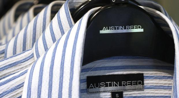 Returning: Men's retailer Austin Reed