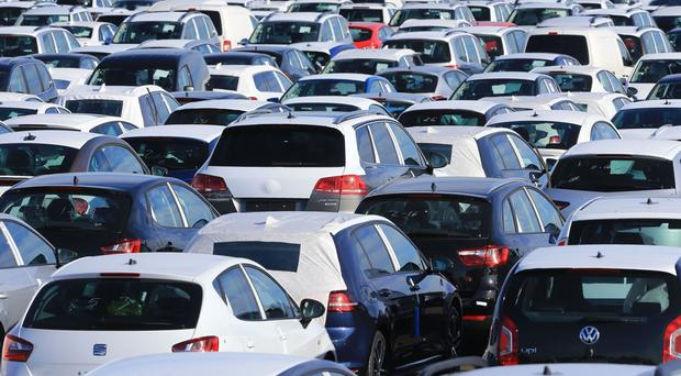 Car exports rose for the 15th month running