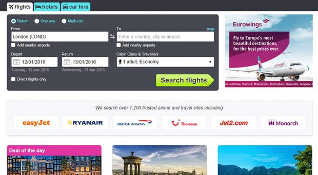 Skyscanner is available in more than 30 languages and has around 60 million monthly active users