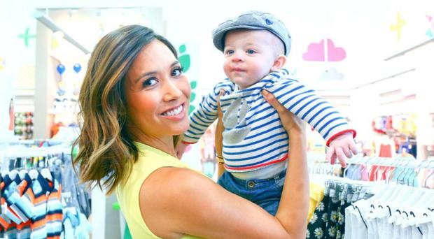 Mothercare, which features a range by celebrity Myleene Klass, suffered losses in the six months to October 28