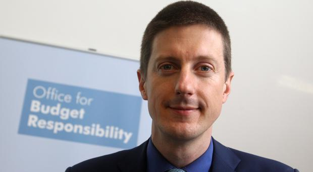 OBR chairman Robert Chote said it was obliged to produce forecasts based on currently stated Government policy